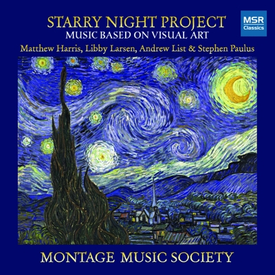 Starry Night CD cover